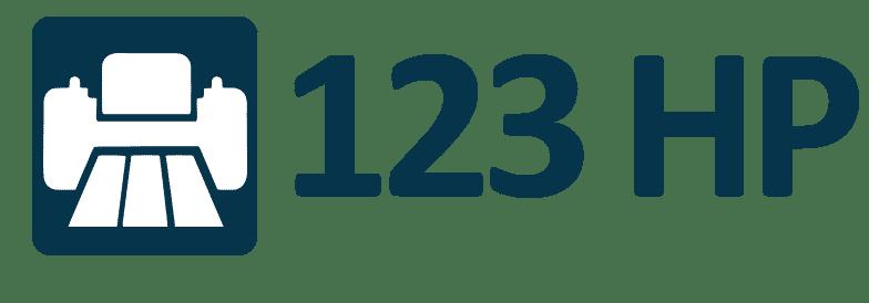 123hpcom logo